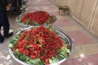 İLKBAHAR - Mardin Kirazı Tezgahtaki Yerini Aldı