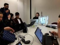 MESLEK OKULU - Meslek Lisesi Öğrencileri Avrupa'da Eğitim Aldı