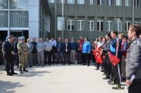 Öğrencilerden Komando Tugayı'na Taziye Ziyareti