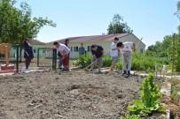 YETKINLIK - Özel Öğrencilerden Organik Tarım