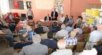 KOCADERE - Pamukkale Belediyesi'nden İyi Tarıma Destek