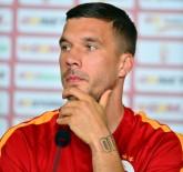 LUKAS PODOLSKI - Podolski Açıklaması 'Kalbim Hep Galatasaray'da Kalacak'