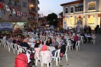 Ramazan Bereketi Belediye İftar Sofrasında