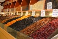KURUYEMİŞ - Ramazan'ın Vazgeçilmezi Kuruyemiş Ve Kuru Meyve