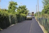AFAD - Sapanca Belediyesi Asfalt Çalışmalarını Sürdürüyor