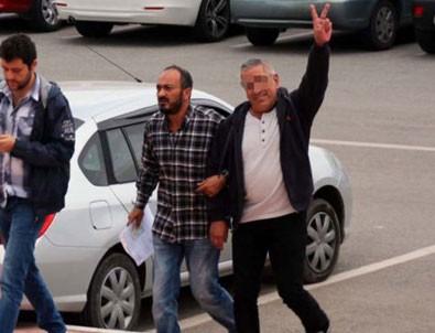 Şehitlere hakaret mesajlarının ardından gözaltına alındı