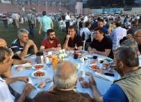 SERVİS ARACI - Servis Şoförleri Fatih'te İftar Sofrasında Buluştu