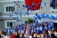 SAĞLIK MESLEK LİSESİ - Söke Sağlık Meslek Lisesi İlk Mezunlarını Verdi