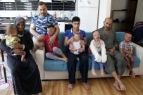 ÖMER ÖZKAN - Suriye'nin Yaktığı Yüzler Antalya'da Gülüyor
