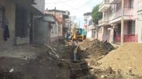 ÜLKER - Turgutlu'nun Sağlıksız Altyapılarına Yenileme