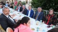 Vali Yazıcı Dutlucalı Vatandaşlarla İftarda Bir Araya Geldi