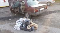 Yozgat'ta Bin 779 Paket Kaçak Sigara Ele Geçirildi