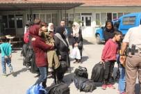 ÖNCÜPINAR - 106 Binden Fazla Mülteci Suriye'ye Döndü