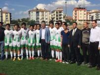 YEŞILTEPE - 23.Yeşilyurt Kültür, Kiraz Ve Spor Festivali Futbol Müsabakaları Başladı