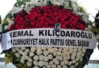 MURAT KARAYALÇIN - Adalet Yürüyüşünde Hayatını Kaybeden Tatlı'nın Cenazesinde Çelenk Krizi