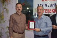 ARİF KARAMAN - Adilcevaz'da İftar Ve Yetim Giydirme Programı