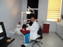 SAĞLIĞI MERKEZİ - ADSM'de Ağız Diş Ve Çene Cerrahisi Uzmanı Göreve Başladı
