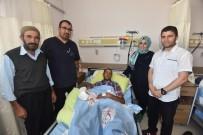 MUSTAFA GÜNEŞ - Ahlat Devlet Hastanesinde Başarılı Ameliyat