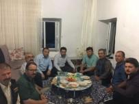 YEŞILTEPE - AK Parti Heyeti Şehit Kazım Ayın Ailesiyle İftar Yaptı