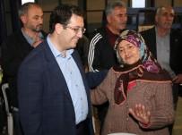 YAVUZ SULTAN SELİM - Aksaray Belediyesinin Toplu İftarları Sürüyor