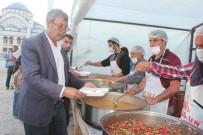 İPEKYOLU - Ankara Büyükşehir Belediyesinden İftar