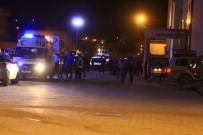 ORHAN TOPRAK - Askeri Konvoya Saldırı Açıklaması 1 Şehit, 5 Yaralı