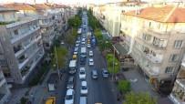ATATÜRK BULVARI - Atatürk Bulvarı İle Kemal Köker Caddesi Tek Yönlü Oluyor