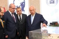 ZÜBEYDE HANıM - ATO Başkanı Baran, Başkan Fethi Yaşar'ı Ziyaret Etti