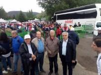 KAYALı - Aydın'ın Üç Belediye Başkanından Kılıçdaroğlu'nun Yürüyüşüne Destek