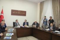 Bakan Eroğlu Açıklaması ''Kilis'e 33 Proje İçin 284 Milyon TL Yatırım Yapıldı''