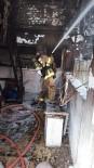 Balıkesir'de Ev Yangını Korkuttu