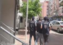 GIZLI KAMERA - Banka ATM'lerine Düzenek Kuran 3 Kişi Yakalandı