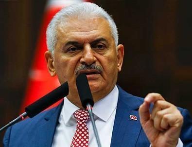Başbakan Yıldırım: Kılıçdaroğlu kendisini heder etmesin