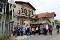 İKINCI DÜNYA SAVAŞı - Başkan Aydın'dan Öğrencilere 'Balkan Turu'