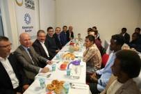 ERCIYES ÜNIVERSITESI - Başkan Çolakbayrakdar, 75 Farklı Ülkeden Öğrencilerle İftar Sofrasında Buluştu