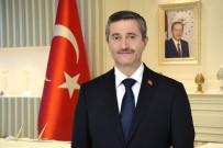 MEHMET TAHMAZOĞLU - Başkan Tahmazoğlu, Kadir Gecesini Kutladı