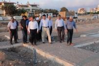 FUTBOL SAHASI - Başkan Türel, Beykonak Sahil Projesini İnceledi