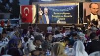 YEŞILDERE - Başkan Uysal'dan Vakıflara Çağrı