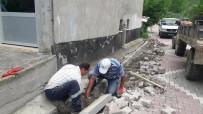 GAZİ MAHALLESİ - Bayırköy Beldesi'nde Çalışmalar Devam Ediyor