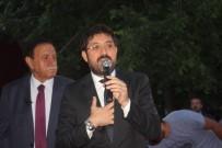 Beşiktaş Belediye Başkanı Hazinedar Ağrı'da