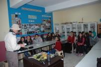 EĞİTİM DERNEĞİ - Beyşehir'de Doğa Rehberliği Eğitimi