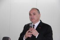 ZEYTINLIK - Bilim, Sanayi Ve Teknoloji Bakan Özlü Düzce'de