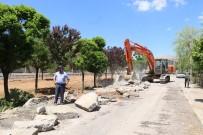 AHMET EREN - Bitlis Belediyesinden Eşzamanlı Çalışma