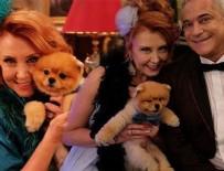 ŞAFAK SEZER - Türk Malı dizisinde oynayan köpeğe ayda 4 bin TL