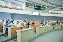 NİKAH SARAYI - Büyükşehir Belediye Meclisi Haziran Ayı Toplantısını Tamamladı