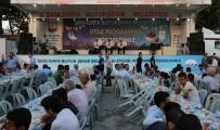MEHMET YAVUZ - Büyükşehir Suruç'ta İftar Yemeği Düzenledi