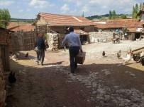 Çerkez Mehmet Efendi Derneğinden 120 Aileye Ramazan Yardımı