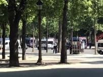BAĞLıLıK - Champs-Elysees Saldırganı DEAŞ Sempatizanı Çıktı