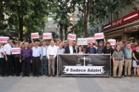 TEOMAN - CHP Denizli'den 'Adalet Yürüyüşü'ne 2 Dakikalık Destek