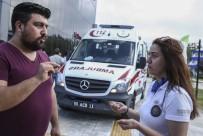 MEDİKAL KURTARMA - Deaflympics Hayat Kurtaracak